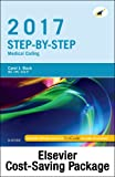 Step-by-Step Medical Coding, 2017 Edition – Text and Workbook Package, 1e