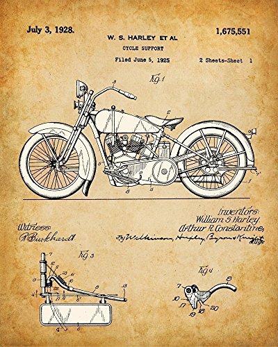 Bike Fan Paper Art Craft