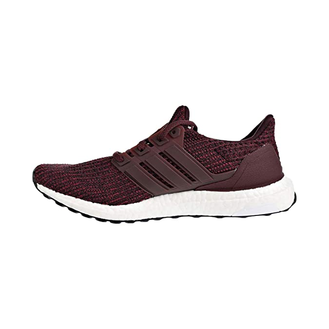 Adidas Ultraboost 4.0 Maroon Noble Red Mens Running Shoes