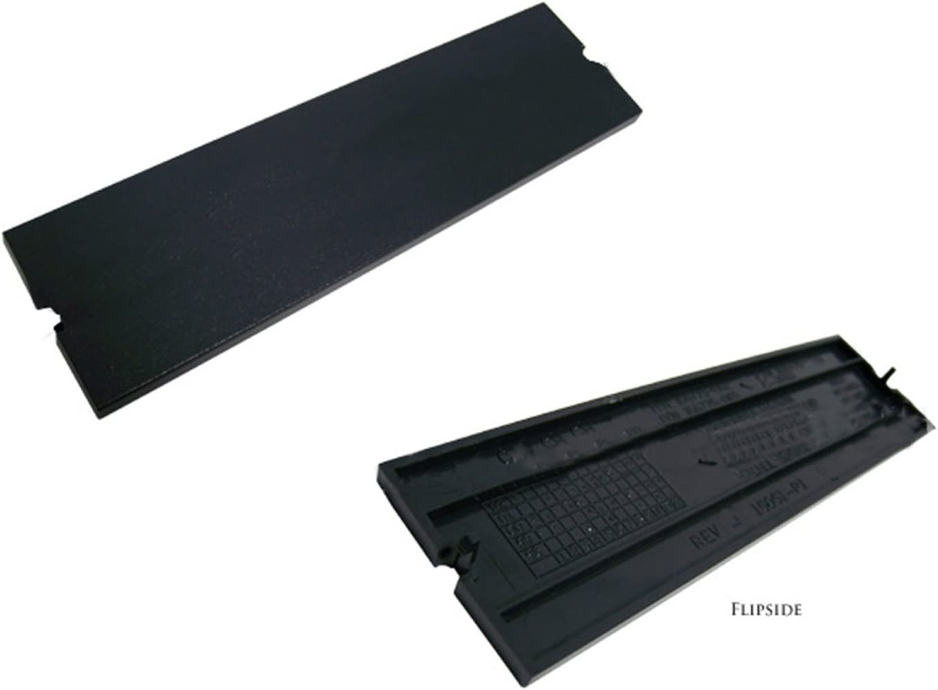 Genuine HP Compaq DC7600 Desktop Bay Blank Carbon Bezel 166775-001