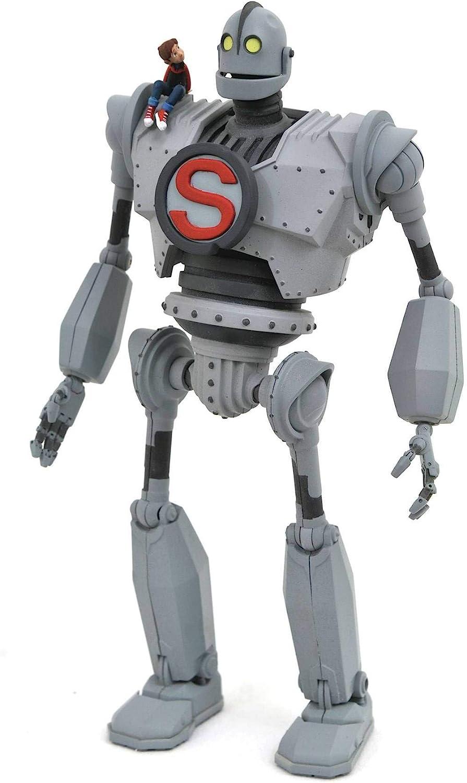 PRE-ORDER The Iron Giant Select Action Figure. Diamond Select