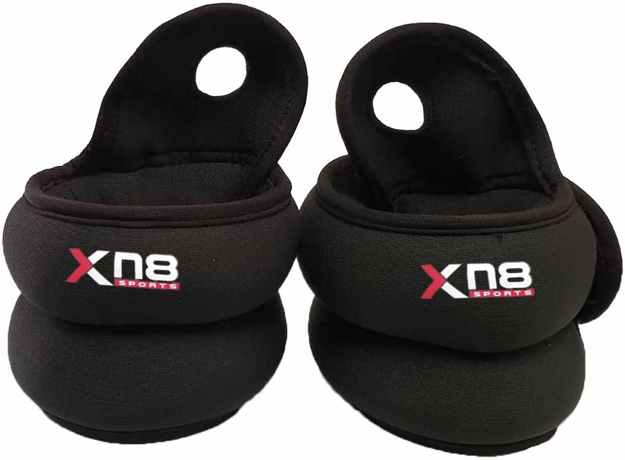 Bodybuilding Powerlifting Crossfit Fit XN8 Handgelenk Gewichte Bandagen Wrist Wraps-Profi Handgelenkbandage f/ür Kraftsport