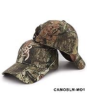 cuffslee Männer Outdoor Wandern Camouflage Dschungel Hut Angeln Caps Baseball Cap Browning Baseball Cap
