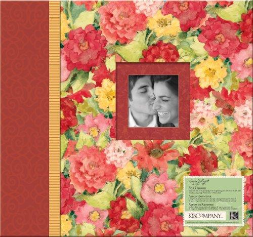 (K&Company Meadow Scrapbook by Susan Winget)