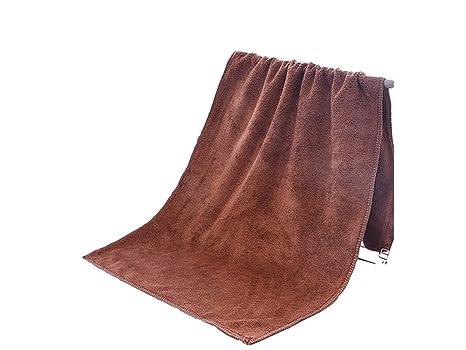 kxrzu Gracioso Toalla absorbente absorbente de la toalla del pelo seco de la peluca del color