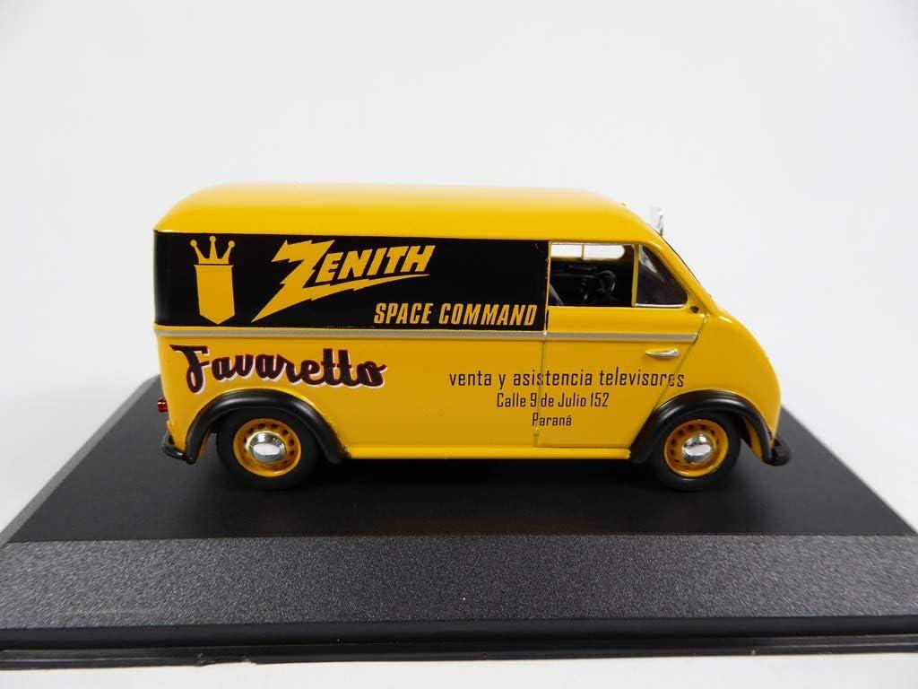 OPO 10 - Van Auto Union DKW Zenith (1962) Salvat 1/43 (SA09): Amazon.es: Juguetes y juegos