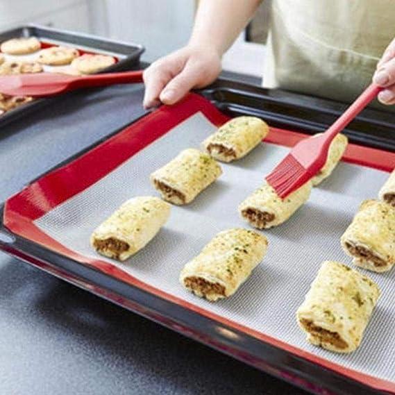 Uzinb Moule Pancake en Acier Inoxydable Omelette Anneau Moule de Cuisson Oeuf Bento Shaper Cuisine Gadget