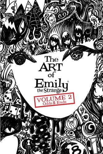 The Art of Emily the Strange: Volume 2 Odds & Ends (1)