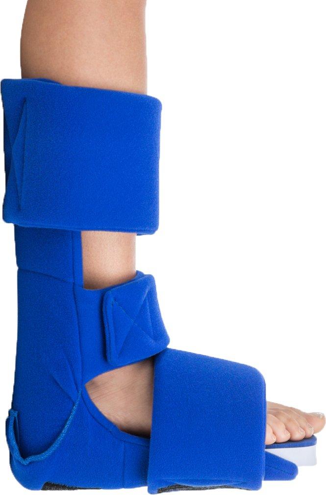 ProCare ProWedge Plantar Fasciitis Night Splint, Large (Shoe Size: Men's 10-12 / Women's 10.5-12.5) by ProCare