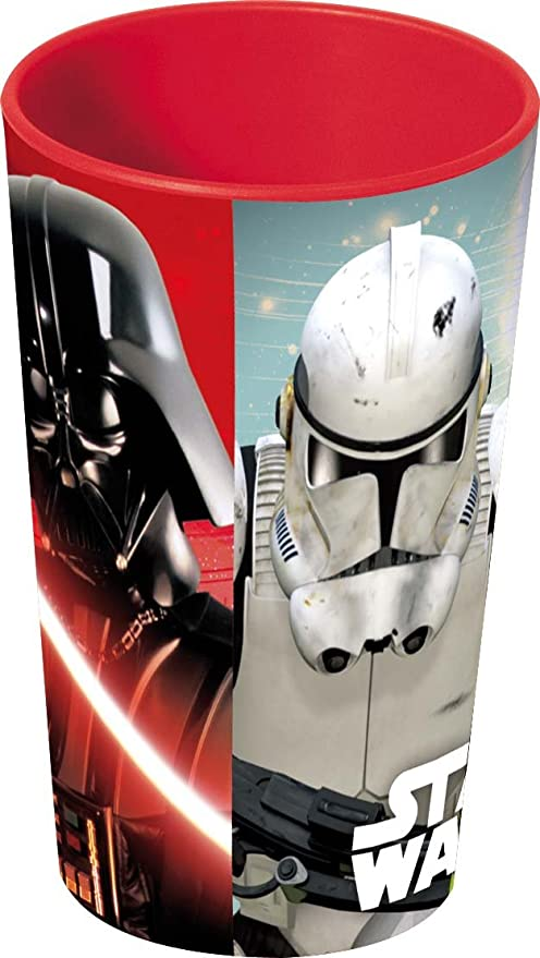 Star Wars - Vaso apilable pp 270 ml star wars