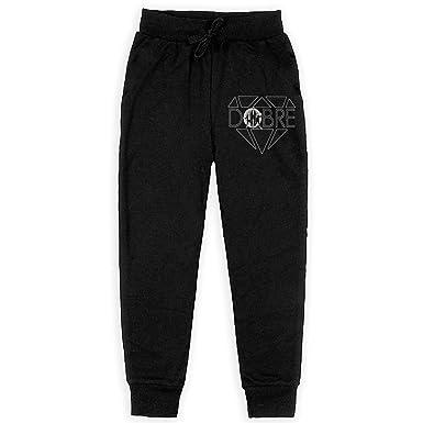 Dobre Brothers Boys Sweatpants Unisex Kids Casual Long Pants Sport Jogger Pants