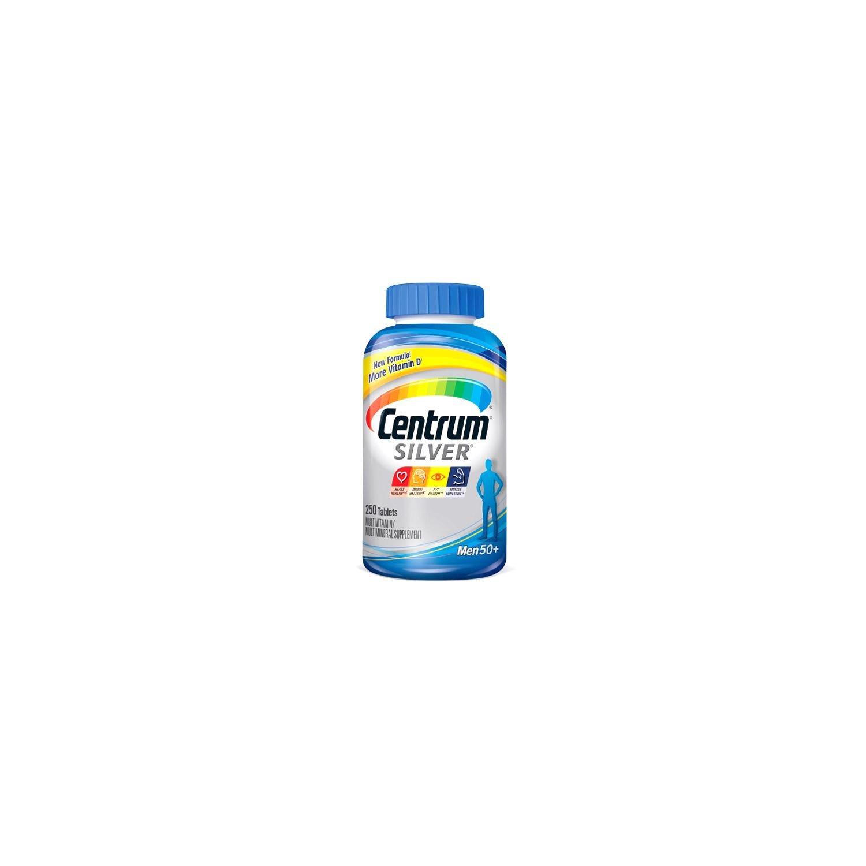 Centrum Silver Men's Multivitamin (250 ct.) (pack of 6)