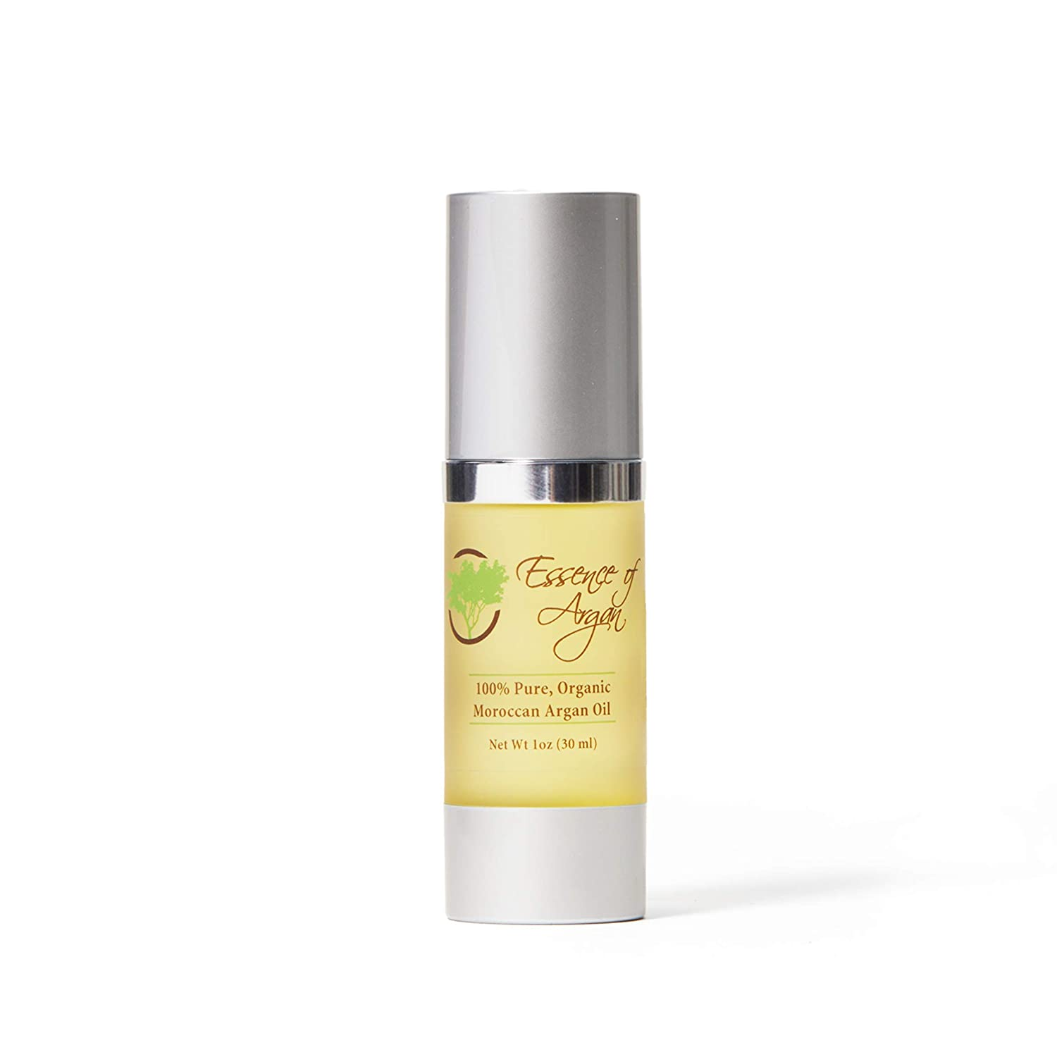 Pure Moroccan Argan Oil for Skin and Hair by Essence of Argan 30ml (1oz)