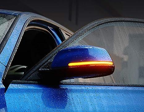 R+L LED Dynamic Mirror Blinke Lamp For BMW 1 2 3 4 Serie F20 F21 F30 F31 F32 X1