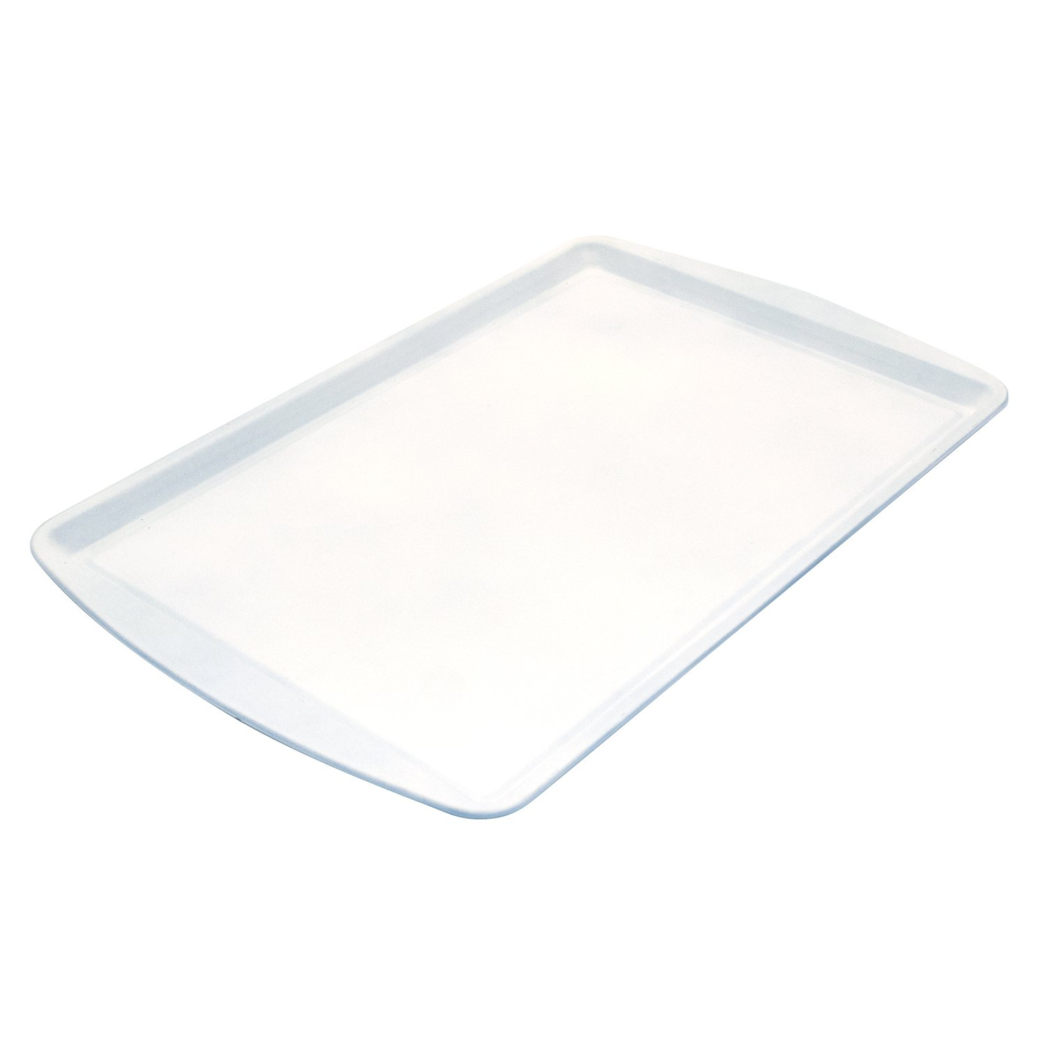 Range Kleen BC4010 CeramaBake 10 x 15 Cookie Sheet White 10x15 RANGE KLEEN MFG. INC.