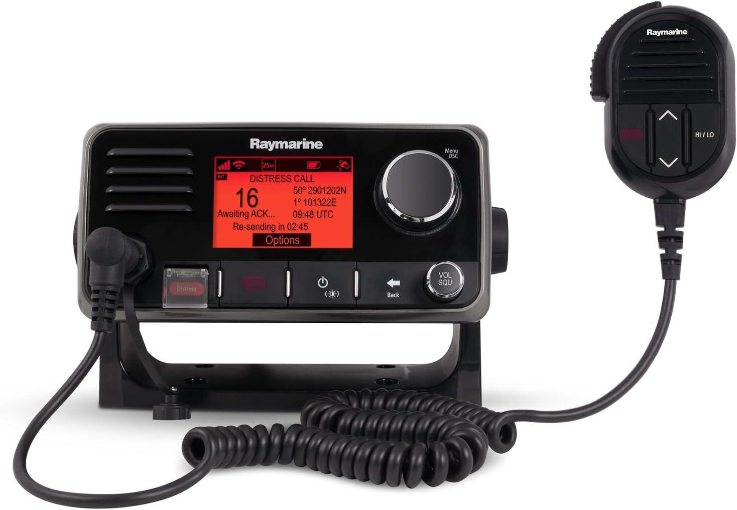 Raymarine Ray70 - Radio VHF DSC con receptor AIS incorporado ...