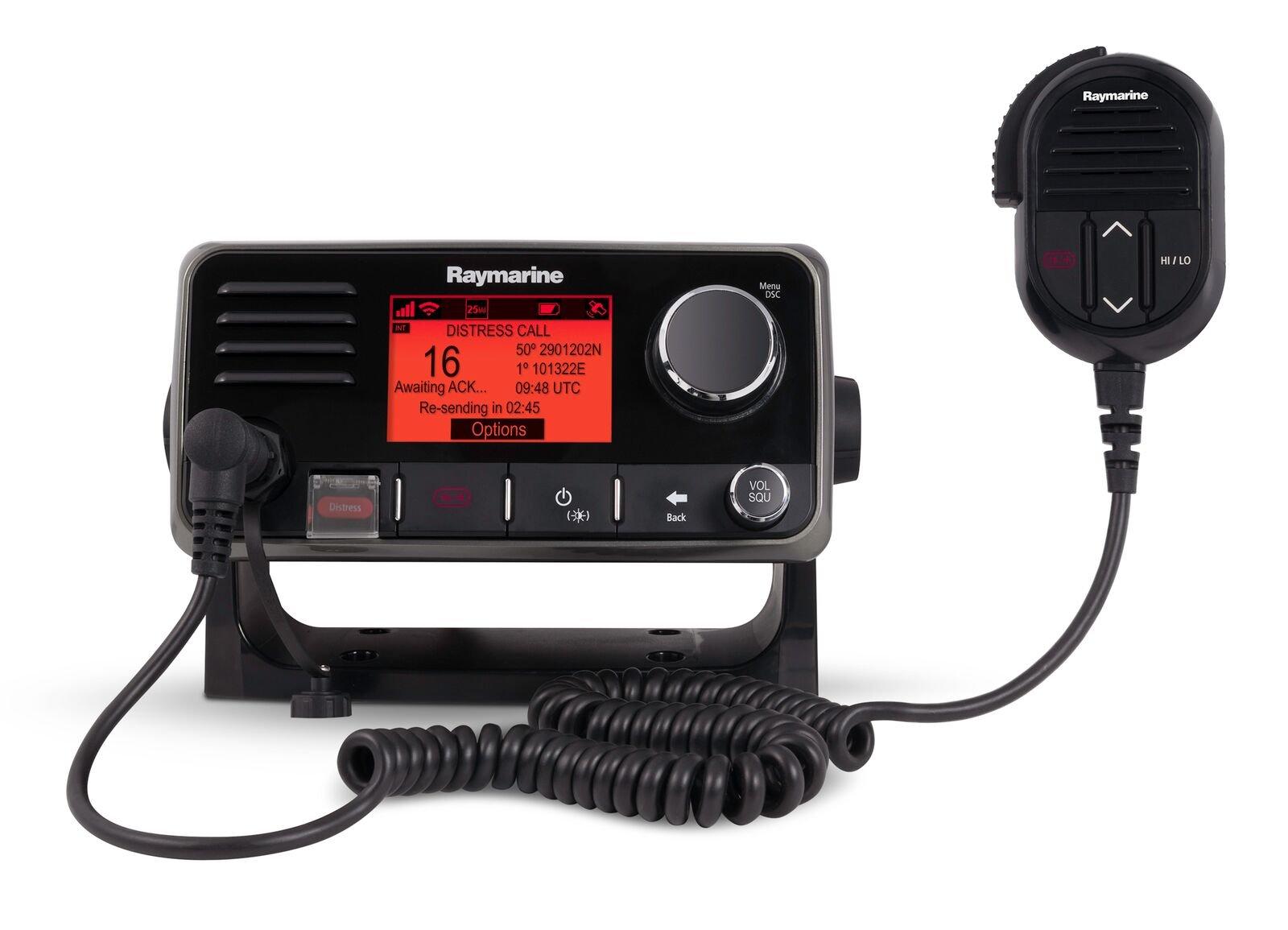 Raymarine Ray 60 Multifunction Radio
