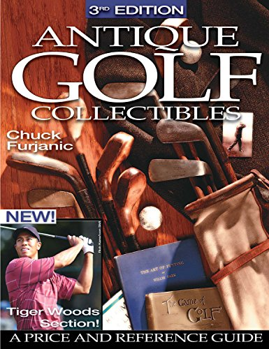 Antique Golf Collectibles: A Price and Reference - Collectible Golf