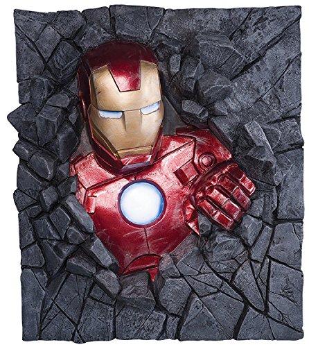 [Marvel Universe Iron Man Wall Breaker Decoration] (Famous Superhero Costumes)