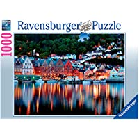 Ravensburger 1000 Parça Puzzle Bergen (197156)