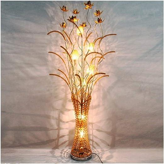 Lámparas de pie Accesorios de iluminación de Piso creativos ...