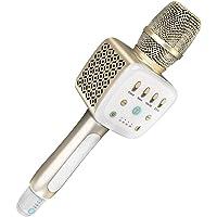 TOSING V2 Draadloze Bluetooth-karaokemicrofoon, 3-in-1 draagbare handheld karaoke-microfoon Nieuwjaarsgeschenk Home…