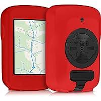kwmobile Funda Compatible con Garmin Edge 820 / Explore 820 - Carcasa de Silicona para GPS - Cover en Negro