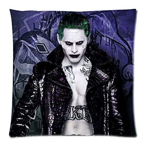Suicidio Squad arte ilustración Jared Leto Joker Custom ...