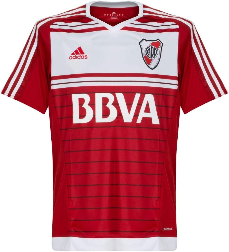 Adidas Camiseta River Plate 2rd Away 2016/2017: Amazon.es ...