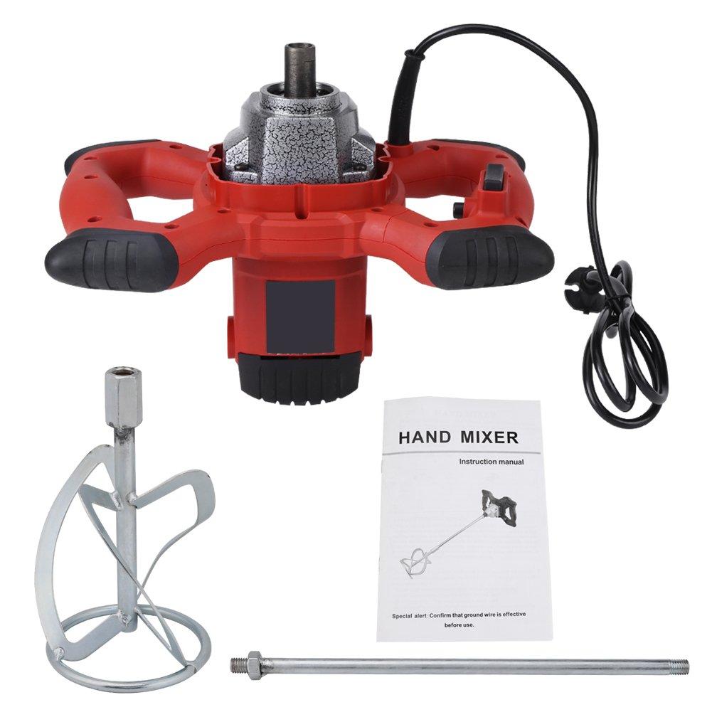 AC 110V US Plug Handeheld Mixer Stirring Tool Adjustable 6-Speed ...