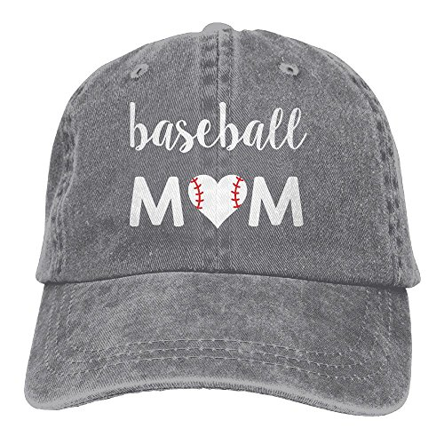HHNLB Baseball Mom 1 Vintage Jeans Baseball Cap for Men and Women
