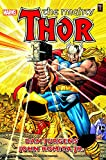 Front cover for the book Thor, Vol. 1 by Dan Jurgens