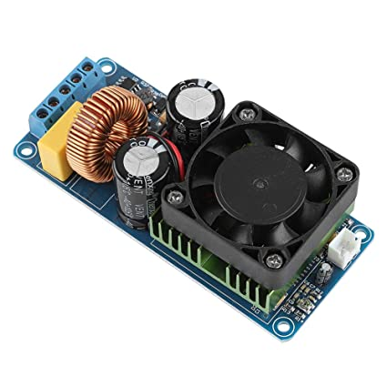 Amazon com: ASHATA Mono Amplifier Board, IRS2092S 500W Mono Channel