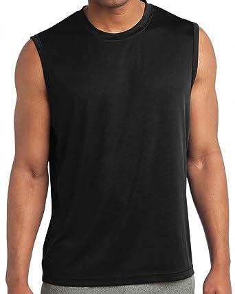 0952864bedbbf Amazon.com  Yoga Clothing For You Mens Sleeveless Moisture Wicking ...