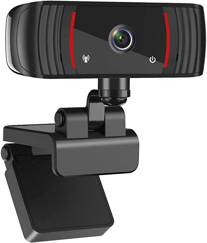 Amazon.com: 1080P Webcam with Microphone, Web Cam USB Camera, Computer HD Streaming Webcam for PC Desktop & Laptop w/Mic, Wide Angle Lens & Large Sensor for Superior Low Light-wb-4: Electronics