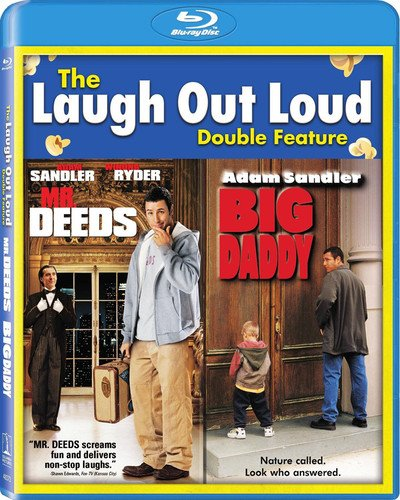Big Daddy / Mr. Deeds - Set [Blu-ray]
