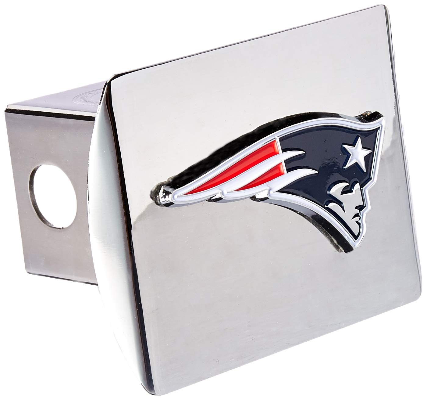 FANMATS 22585 Hitch Cover (New England Patriots) by FANMATS