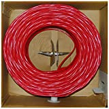 Offex Bulk Cat6 Ethernet Cable Solid UTP, Pullbox, 1000-Foot, Red (OF-10X8-071TH)
