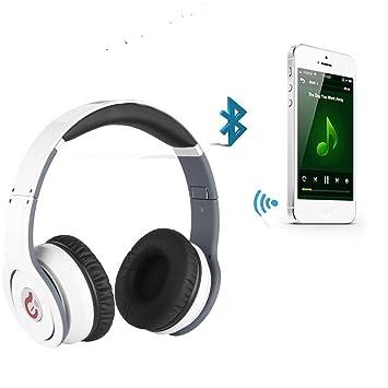 Royality calidad superior de los auriculares inalámbricos Bluetooth, Syllable G08 Bluetooth inalámbrico profesional Reducción de ruido auriculares de ...