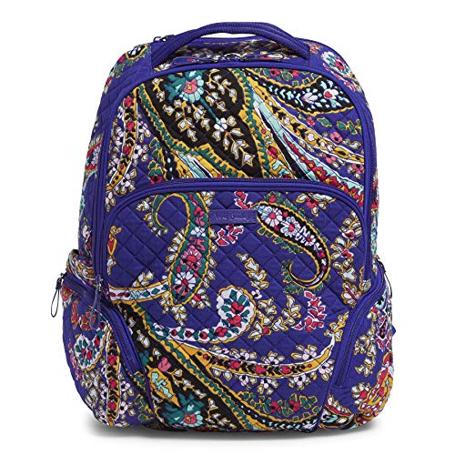 Vera Bradley Iconic Backpack, Signature Cotton, One Size