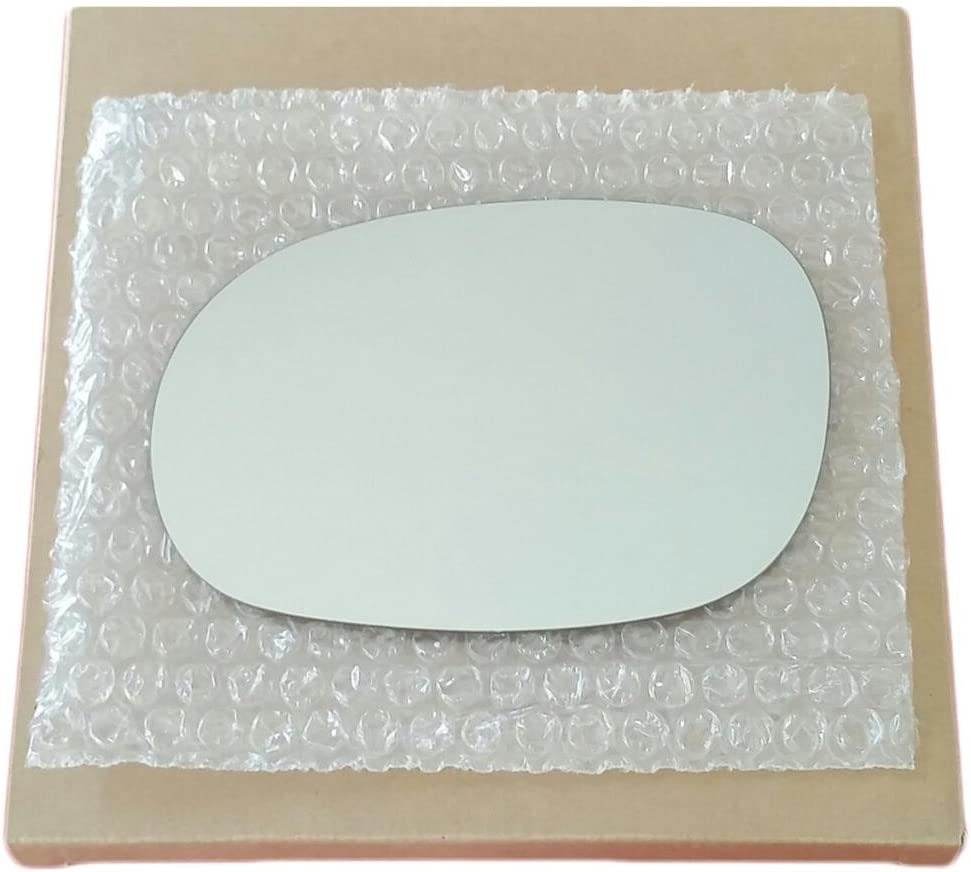 BRAND NEW MIRROR-GLASS~SAAB 900 9000 RIGHT PASSENGER SIDE~DIRECT FIT~POWER