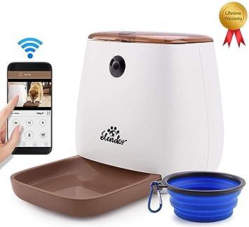 Amazon.com: Comedero automático inteligente para mascotas ...