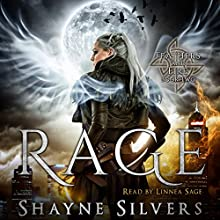 Rage: Feathers and Fire, Book 2 Audiobook by Shayne Silvers Narrated by Linnea Sage
