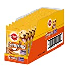 Pedigree Hundesnacks Hundeleckerli Schmackos Meaty Sticks mit Rind