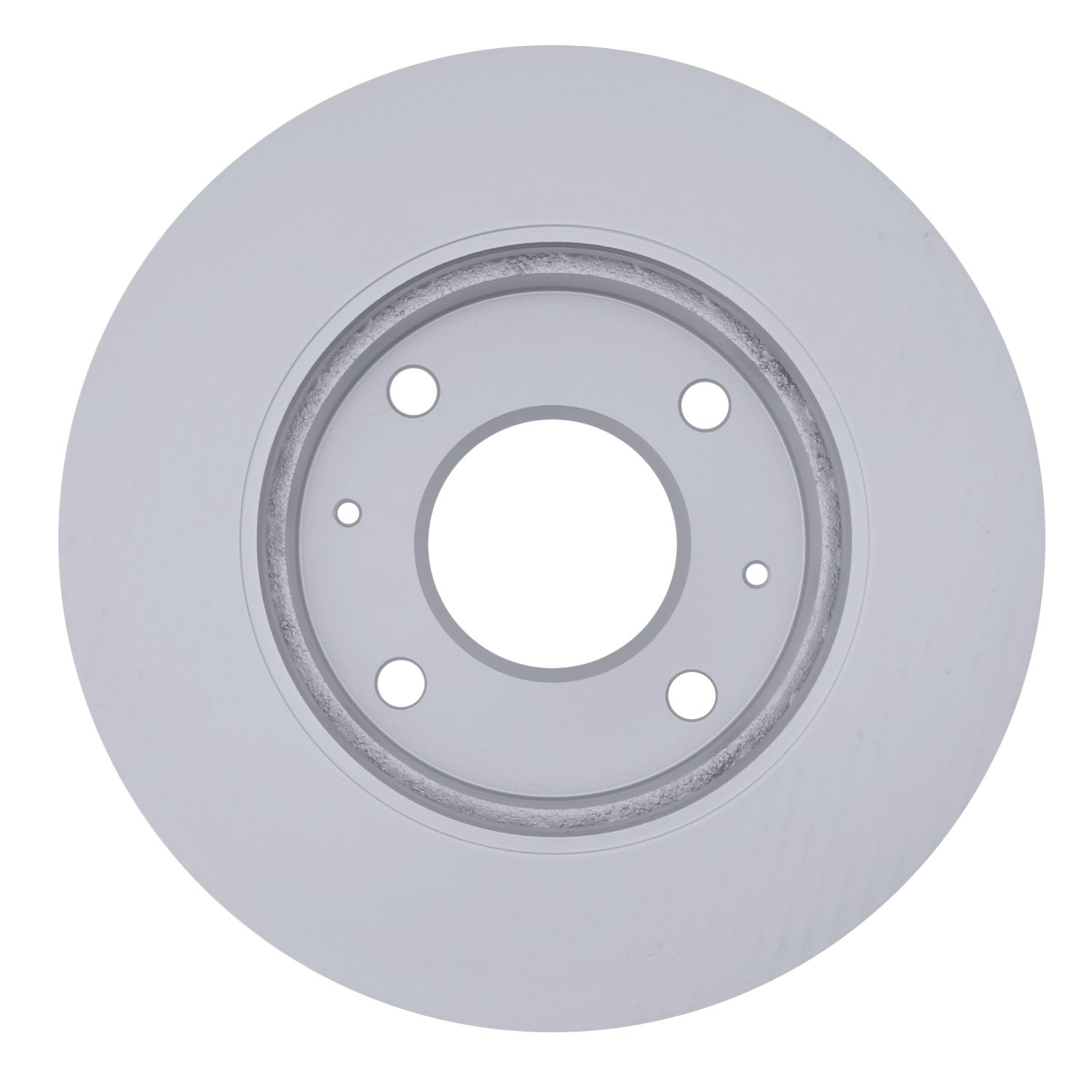 ACDelco 18A1452AC Advantage Coated Front Disc Brake Rotor