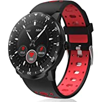 HopoFit Smart Watch for Android iOS Phones IP68 Waterproof Smartwatch, Fitness Tracker Sport Watch with Blood Pressure…
