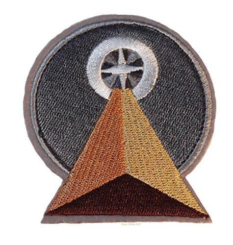 Star Trek Vulcan I.D.I.C. Symbol 3