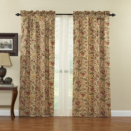 WAVERLY Imperial Dress Window Curtain, 52