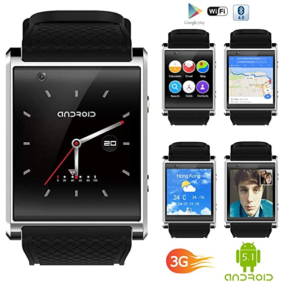 Amazon.com: Indigi Swatch-D6-02 Premier 3G GSM Unlocked ...