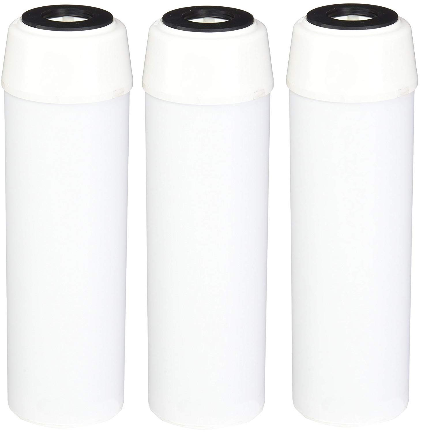 Pentek CC-10 Coconut Carbon Filter Cartridge, 9-3/4'' x 2-7/8'', 20 Micron (3-(Pack))